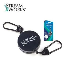 Stream Works Zinger/Measuring Tape
