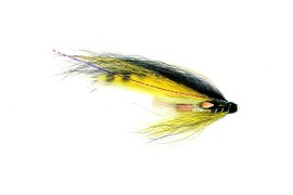 Tiger Tail Black & Yellow