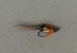 Ally Copper Shrimp treble