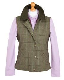 Ladies Caledonia Waistcoat