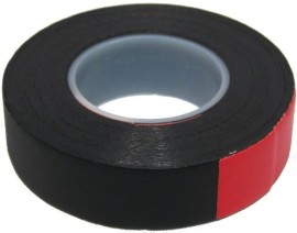Amalgamating tape (black) for taping rods