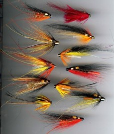 Autumn tubefly deal (bagged No hooks)