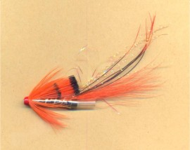 Black Boar Shrimp Orange - Copper Tube