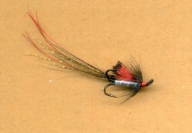 Black Boar Shrimp treble