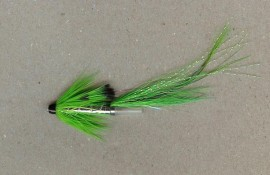 Black Boar Shrimp Green - Copper Tube