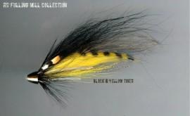 Tiger Tail Black & Yellow C/H