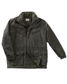 Brora fleece lined shooting jacket