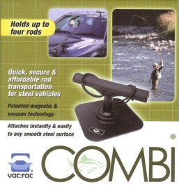 Vacrac Combi Vacume and Magnetic Rod Holder