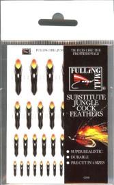 (New) Fulling Mill Jungle Cock Sub