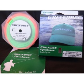 GaelForce Equalizer Spey Line ( Pro Choice )