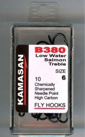 Kamasan low water salmon treble