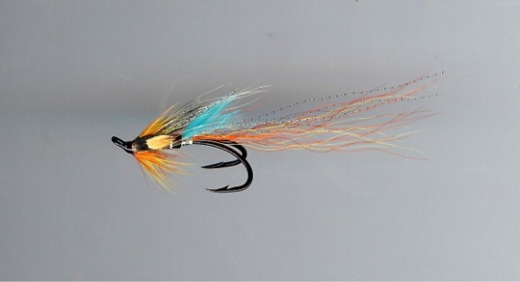 Salmon Flies (Doubles)