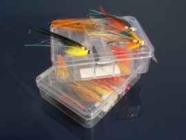 Perfect Tube fly box