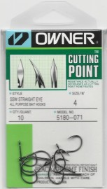 Owner Cutting Point single tube hook