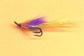 Cascade Purple (Silver & black doubles)