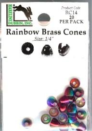 Rainbow coneheads