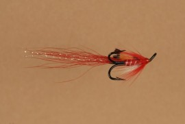 Red Allys Shrimp Treble