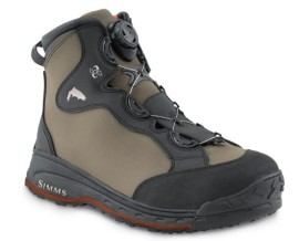 New Simms Rivertek Boa Wading boot