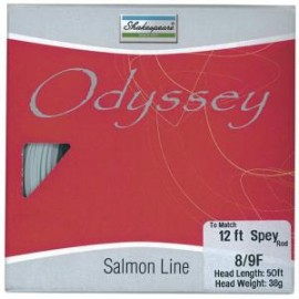 Shakespeare odssey salmon line