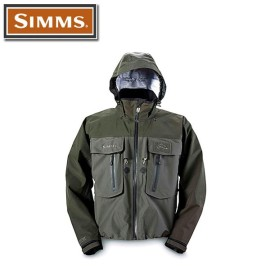 Simms G3 Guide Gore-tex Jacket (Dk olive )