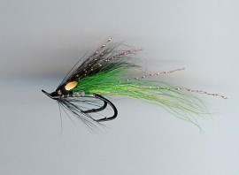 RS Skandi Cascade Green Butt Salar double