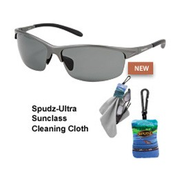 Snowbee 'Spudz' Ultra Sunglass cleaning cloth
