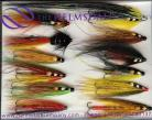 Spring salmon selections ( as seen in Trout & Salmon) Trebles