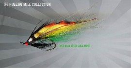 Tigerback Green Highlander Salar Double (Pro Choice Norway)