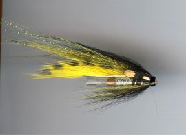 RS TigerTail Black & yellow coppertube