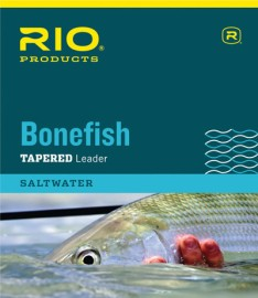 Rio Bonefish Tapered Leader (10ft - 12lbs )