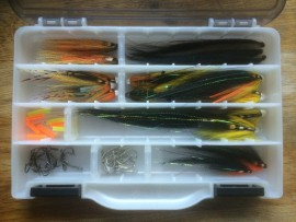 New Tube fly box (Pro choice)