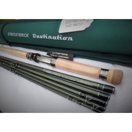 Gaelforce salmon fly rods 6pc (Pro choice)