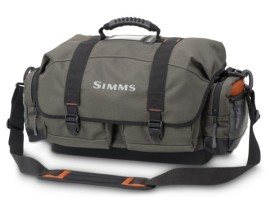 New Simms headwaters tackle bag