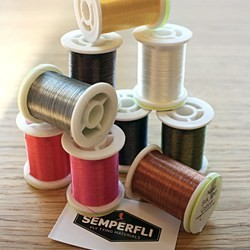 Semperfli (unbreakable) nano silk 12/0 200m spool