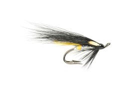 Classic Silver stoats tail double (JC)