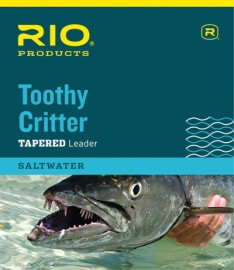 Rio Toothy Critter Saltwater Leader