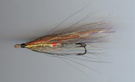 Pro Golden Willie Gunn (double hook)