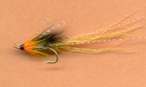 Cascade shrimp (gold double)