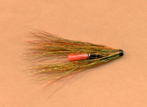 RS Willie Gunn Tungsten tube