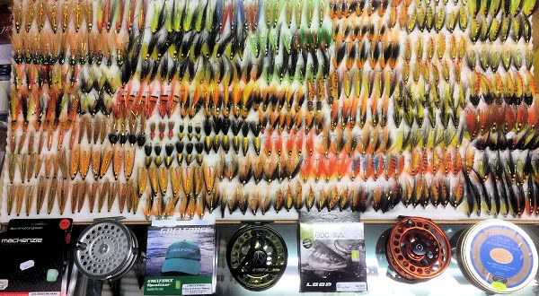 Largest Selection of Atlantic Salmon Flies