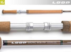 Loop Evotec salmon 14ft 9# 4pc (med fast)